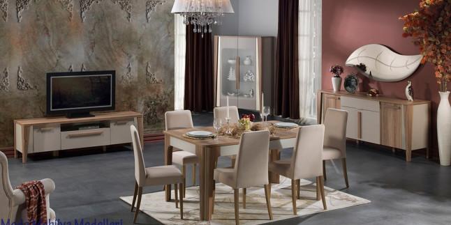 Orleon Yemek Odası İstikbal