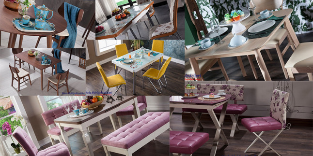 İstikbal Mutfak Masası Takımı Modelleri ve Fiyatları 2018