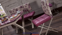 İstikbal Cross Banklı Mutfak Masa Seti Fiyat ve Özellikleri