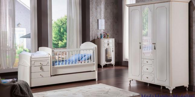 İstikbal Gold Bebek Odası Takımı Özellikleri ve Fiyatı