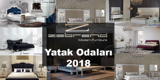 Zebrano Mobilya Yatak Odasi Modelleri Ve Fiyatlari 2018