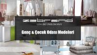 Zebrano Mobilya Çocuk ve Genç Odası Modelleri ve Fiyatları 2018