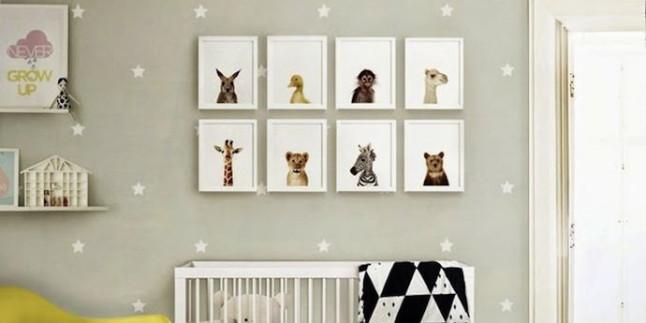Bebek Odası Dekorasyon Fikirleri 2019
