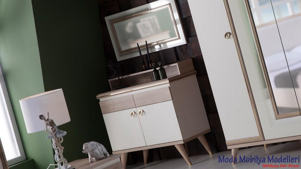 Elizya Yatak Odası Takımı 13 - Moda Mobilya Modelleri