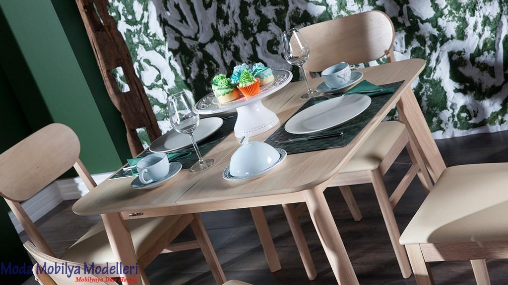 Photo of İstikbal Nelson Kitabeli Mutfak Masa Seti Fiyatı & Resimleri