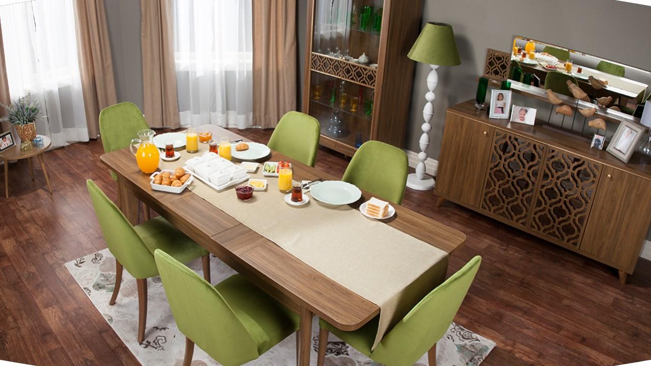 Photo of İstikbal Paula Yemek Odası Takımı Fiyat & Özellikler