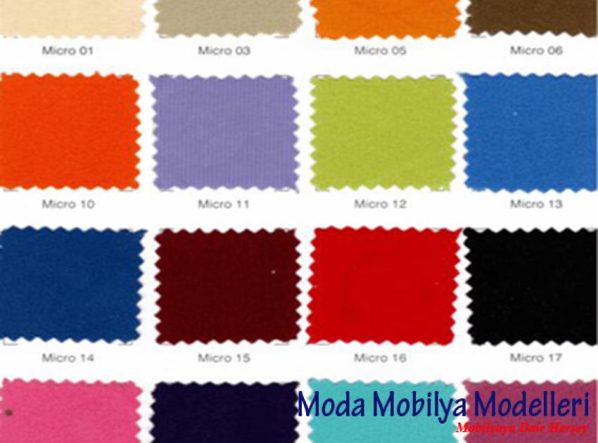 Koltuk Renkleri Kataloğu   Leylara - Her şey burada!