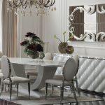 Zebrano Yemek Odası Takımı Modelleri & Fiyatları 2018