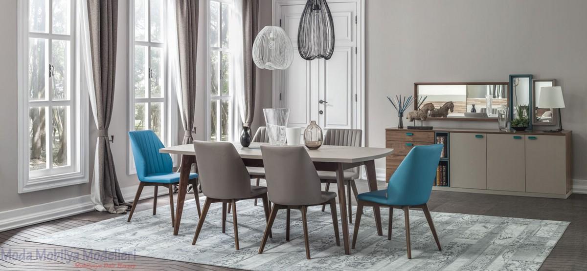 Photo of Enza Home Yemek Odası Modelleri ve Fiyatları 2018