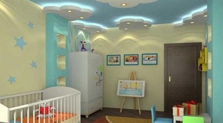 Bebek Odası Dekorasyon Fikirleri 2020