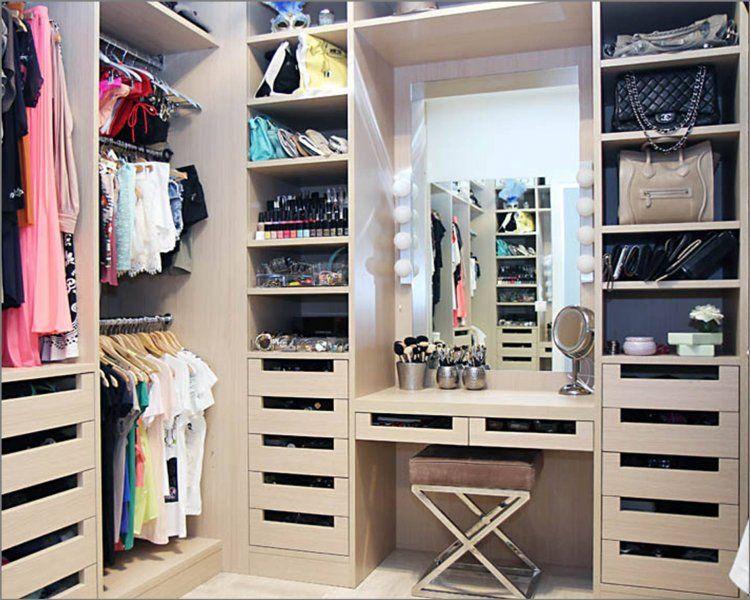 Giyinme Odası Dekorasyonu Nasıl Olmalı?
