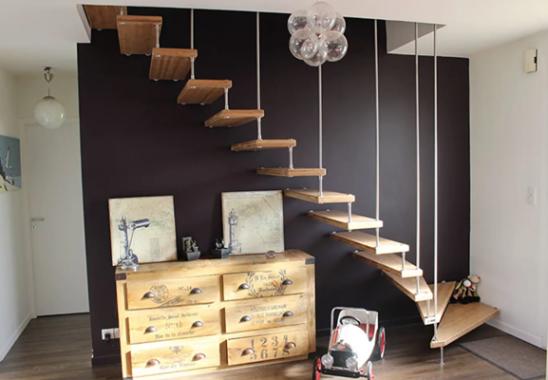 Evinizde Yer Alan Merdivenleriniz İçin İlginç Dekorasyon Önerileri