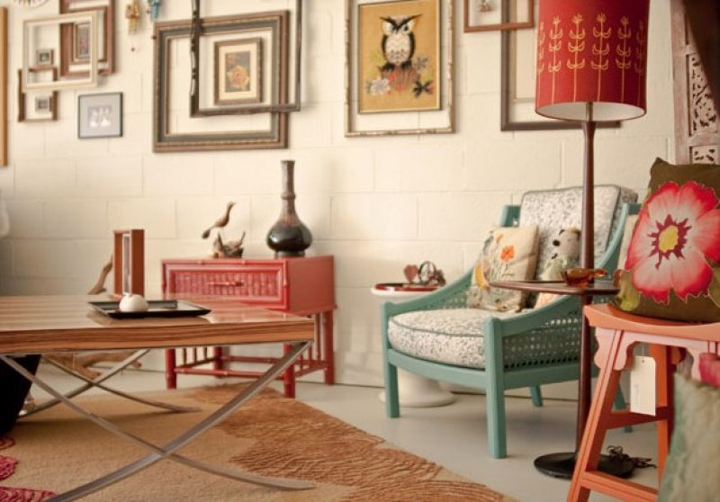 Vintage Tarzı Ev Dekorasyonu