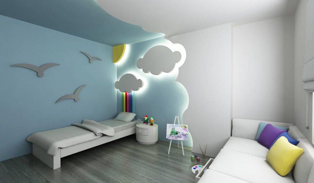 2021 Modern Çocuk Odası Tasarım Fikirleri