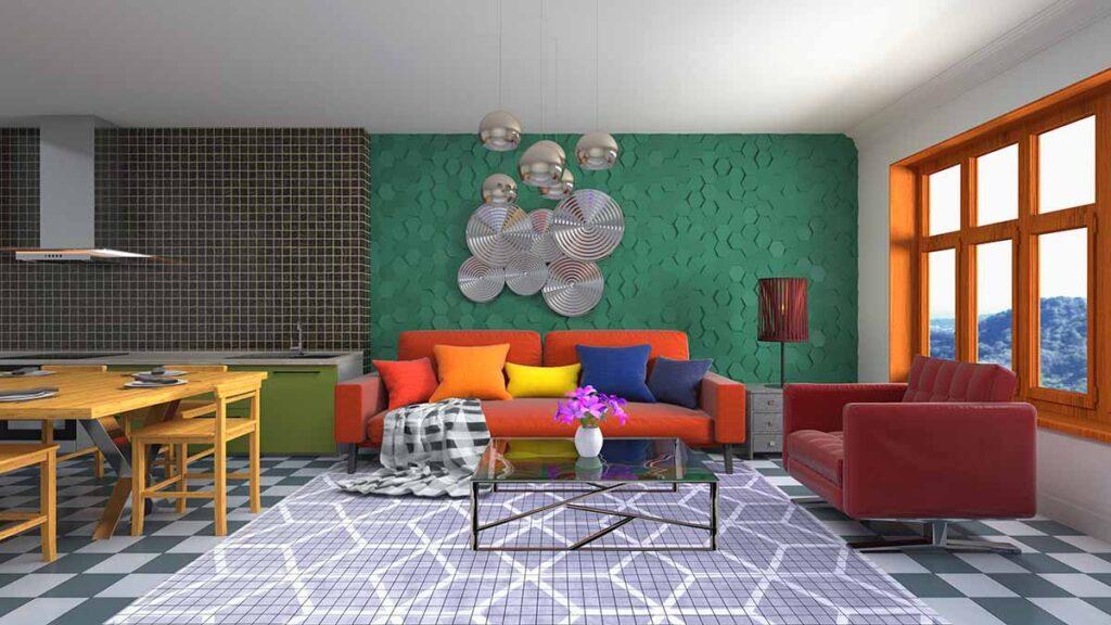 2021 Modası Dekorasyon Renkleri
