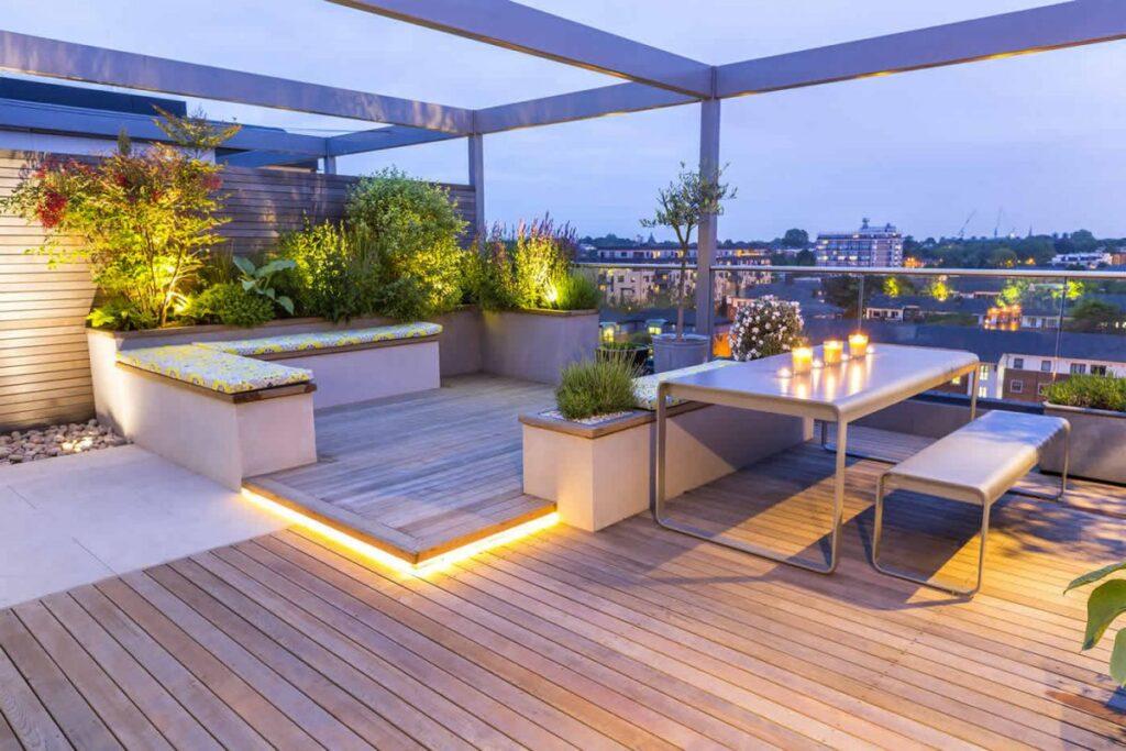 Evinizin Terasını Nasıl Değerlendirebilirsiniz?